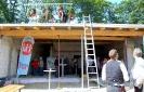 Richtfest MarktTreff 5.7.2013