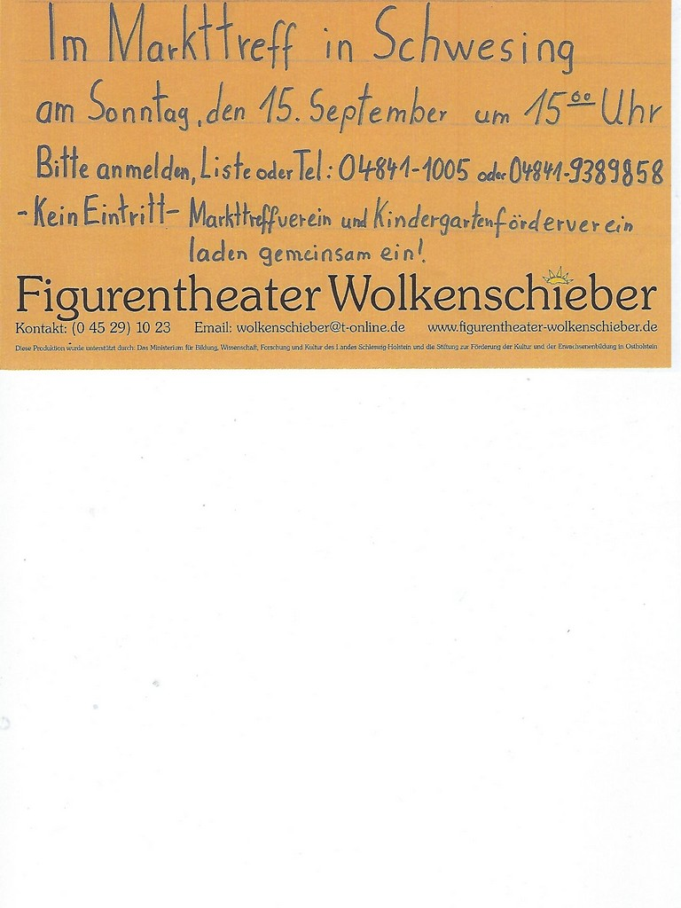 Figurentheater II